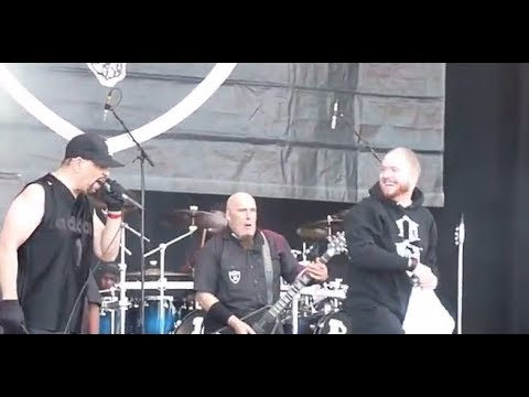Jamey Jasta joins Body Count on stage - Senses Fail documentary parts 1 & 2