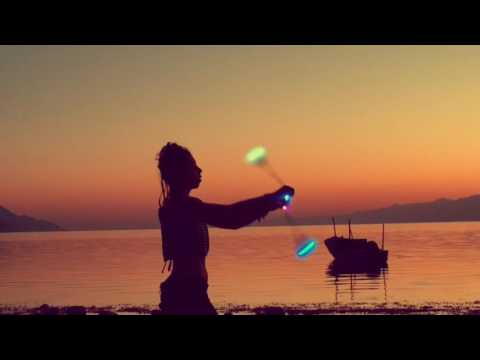 Awesome Poi Spinning from Sinai (Egypt) Donia Genena