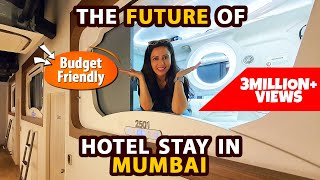 Tour Of Futuristic POD Hotel In Mumbai | Urbanpod - Safe & Best For Travellers