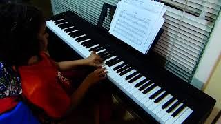 Фортепиано. Класс 1. Милич 27. Вальс