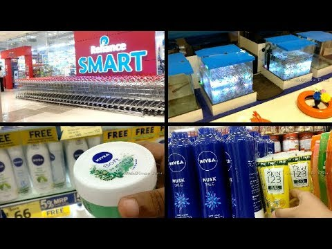 Reliance Smart Shopping Vlog & Haul in Tamil || Reliance mall in Nagercoil
