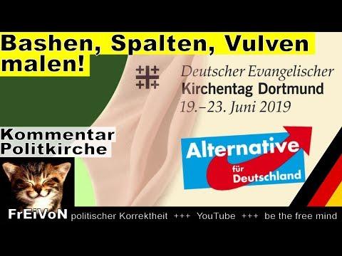 Ev. Kirchentag: AfD