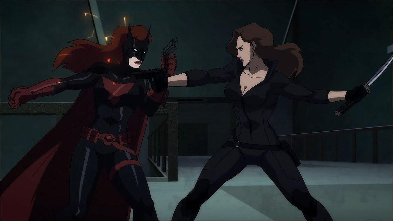 Talia al ghul and batman