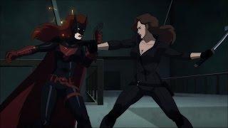 Batwoman vs Talia al Ghul thumbnail