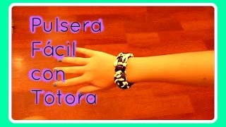 Pulsera Con Totora | Muy Fácil y Rápida Thumbnail