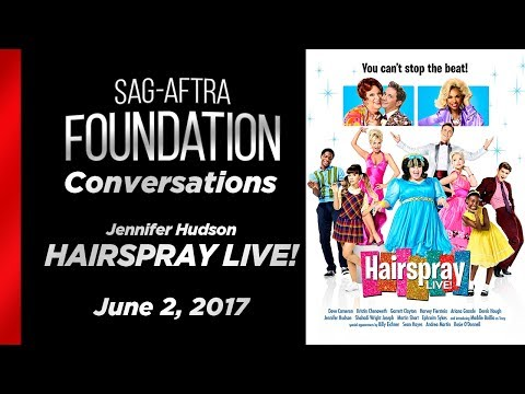 Conversations with Jennifer Hudson of HAIRSPRAY LIVE!