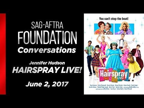 Conversations with Jennifer Hudson of HAIRSPRAY LIVE!