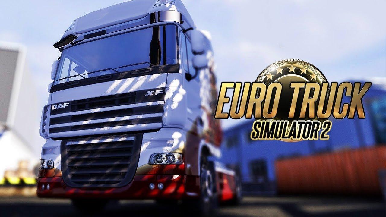 скачать игру euro truck simulator 2 с грузом по россии через торрент
