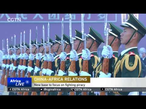 African Union welcomes new Chinese military base in Djibouti