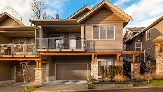 Burke Mountain Homes® Listing: 116 3458 Burke Village Promenade, Coquitlam, Bc