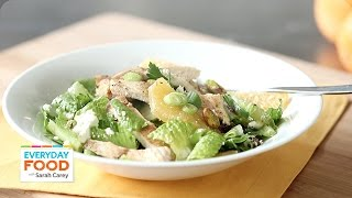Chicken, Feta, And Pistachio Salad - Everyday Food With Sarah Carey