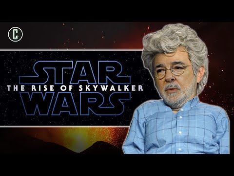 George Lucas Reacts to Star Wars: The Rise of Skywalker Final Trailer - Salty Celebrity Deepfake
