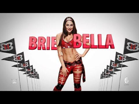 Brie Bella - Custom Entrance Video thumbnail