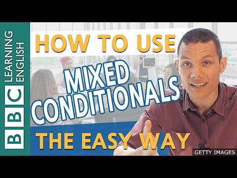 BBC English Masterclass: Mixing conditionals