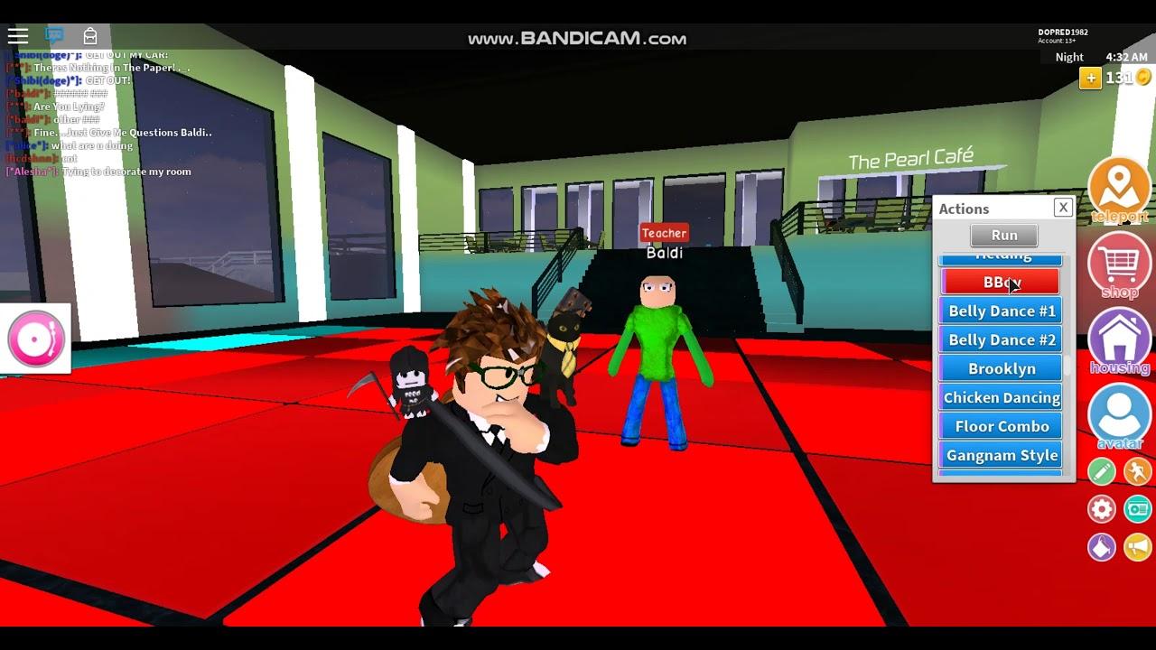เลนเกมrobloxแมพ Robloxian Highschool Youtube - coco cafe roblox