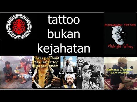 tattoo bukan kejahatan