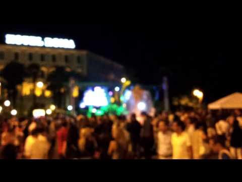 Notte rosa 2013  - Radio Company @ Piazza Repubblica