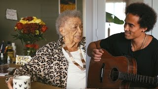 100th Birthday Song for My Grandmother // Milan André