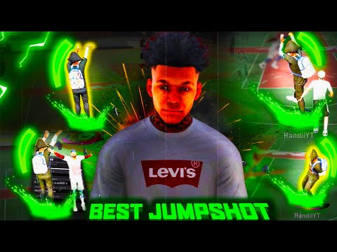 NEW BEST GREENLIGHT JUMPSHOT NBA 2K20! HIGHEST GREEN PERCENTAGE JUMPSHOT REVEALED! NEVER MISS AGAIN!