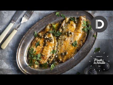 5 Minute Best Fish Dinner!