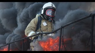 GrekovTV - Самара, 28.02.2019 пожар в жилом доме на ул. Стара-Загора