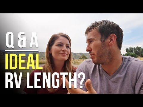 What is the Ideal RV Length for RV Living?