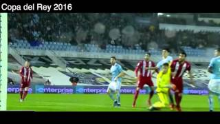 Video Gol Pertandingan Celta Vigo vs Sevilla