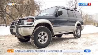 Mitsubishi Pajero 1997 года.Видео обзор, тест драйв.
