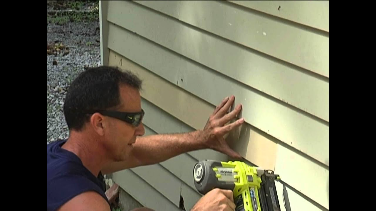 Replacing Your Rotten Wood Siding You