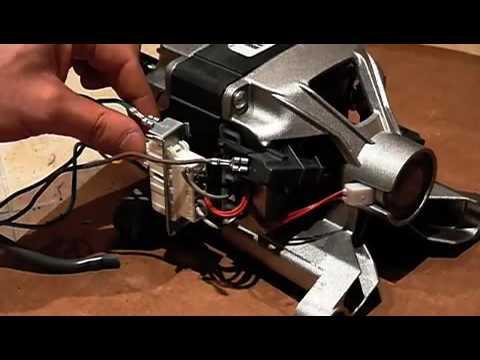 Schema Elettrico Lavatrice : Collegare motore lavatrice