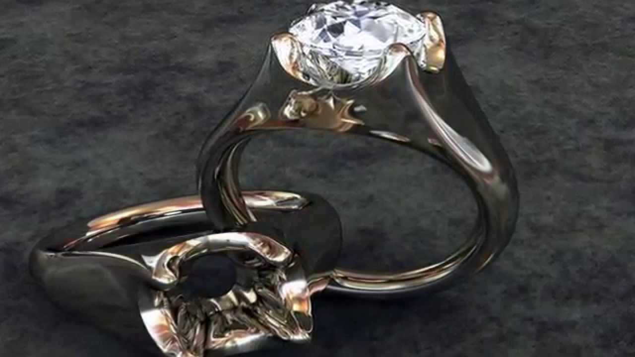 Industrial Design Jewelry Renders YouTube