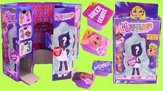 Hairdorables Surprise Dolls   Blind Bags ! Cookie Swirl C Video