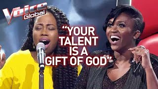 Winner overcomes STAGE FRIGHT in The Voice | Winner