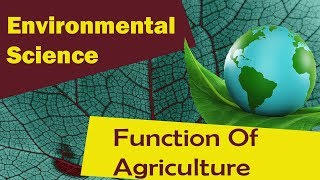 ANIMAL HUSBANDRY | Function of Agriculture | Farm Management Practice