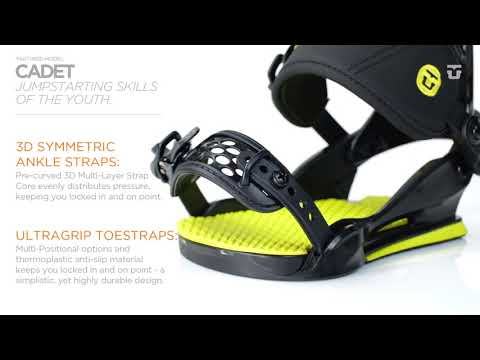 2018 Cadet Snowboard Binding | Union Binding Company