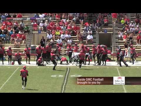 2014 Inside GMC Football Middle Georgia College Game 4