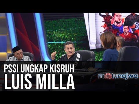 PSSI Bisa Apa: PSSI Ungkap Kisruh Luis Milla (Part 5)   Mata Najwa