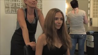 Free TA77.net Video - Jitse - Part 2: She Shaves All Her Hair Off