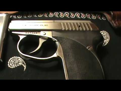 EDC Pistol Review-LW Seecamp 32