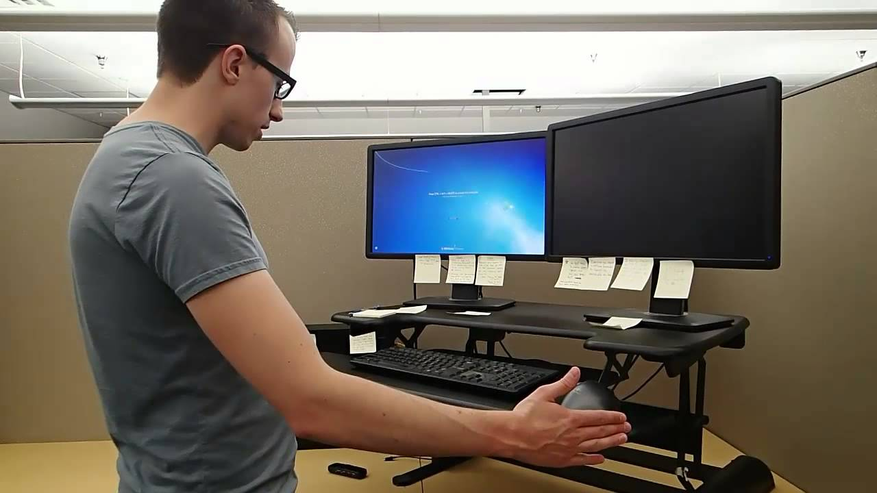 Varidesk Pro Plus Review Youtube