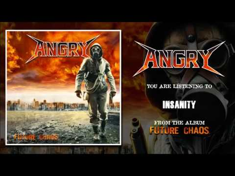 Angry - Insanity
