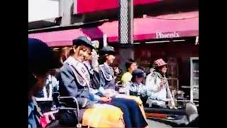 2012年9月30日に行われた「第22回しながわ宿場まつり」の交通安全パレー...
