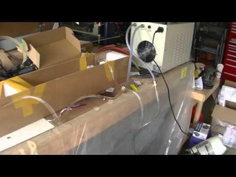 Laser Cutter 2.0 : Active Cooling System
