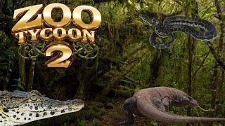 Zoo Tycoon 2: Reptile House Exhibit Tutorial