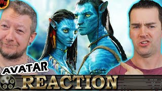 Classic Trailer! Avatar Trailer REACTION (2009 Movie)