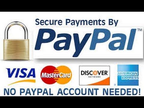 انشاء حساب PayPal وتفعيله مباشرة (مجانا)