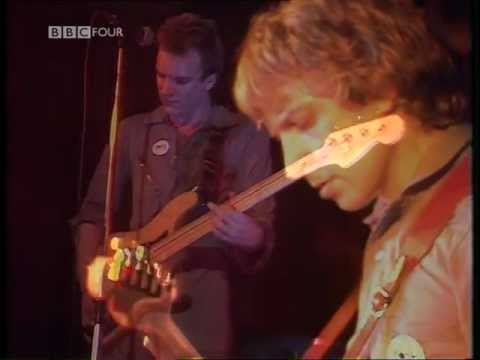 Rock Goes To College - The Police live at Hatfield Polytechnic 21.02.1979