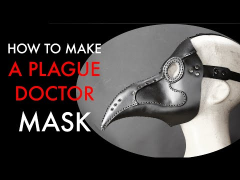Plague Doctor Mask Tutorial and pattern download Mp3