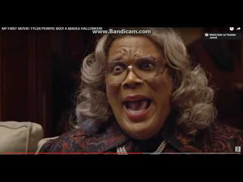 BOO! A MADEA HALLOWEEN OCTOBER FEATURING FOUSEY TUBE, LIZA KOSHY TRAILER 2016 COMMERCIAL