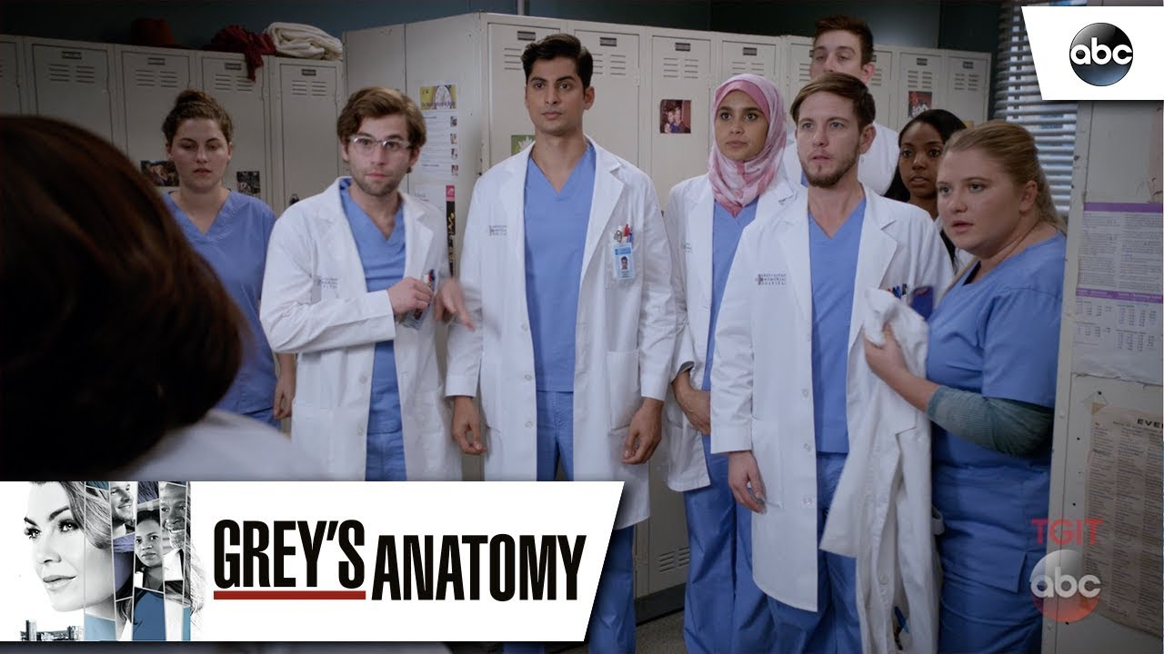 Greys Anatomy B Team Episode One Youtube